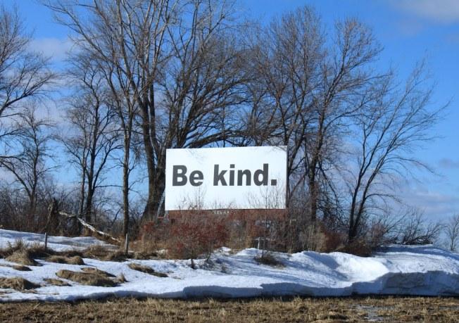 Be_Kind_Sign